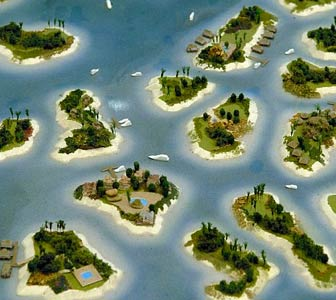 Futuro islas The World